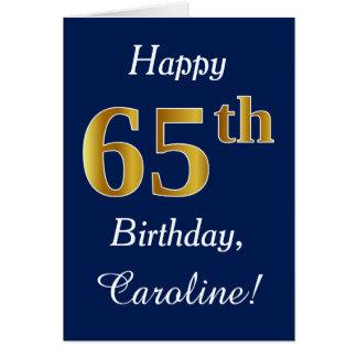 Carte Bleu, anniversaire d'or de Faux soixante-cinquième