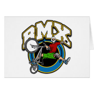 Carte BMX un remis le tour