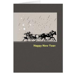 Carte Bonne année !