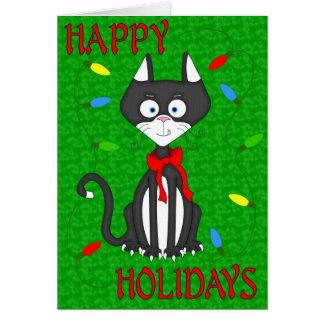 Carte Bonnes fêtes
