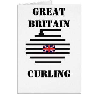 Carte Bordage de la Grande-Bretagne