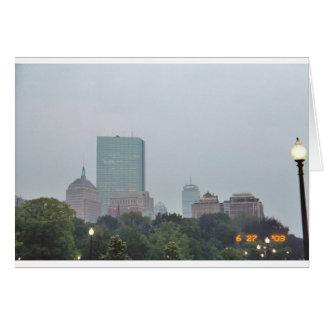 Carte Boston