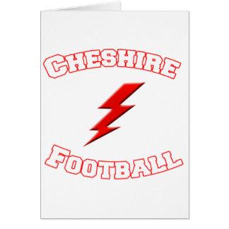 Carte Boulon de Cheshire