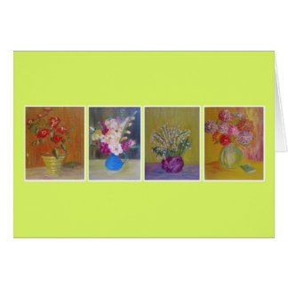 Carte Bouquets