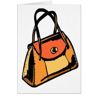Carte Bourse orange