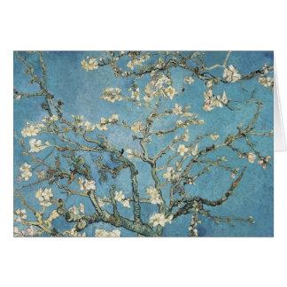 Carte Branches d'amande de Vincent van Gogh | en fleur,