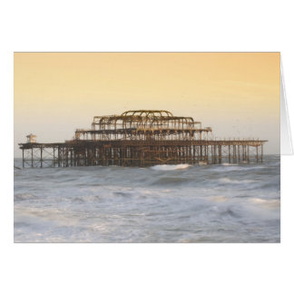 Carte Brighton, Angleterre 3