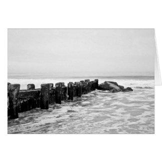 Carte Brise-lames de plage - au loin