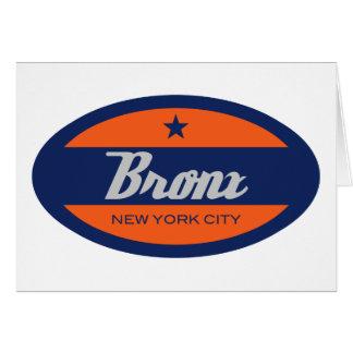Carte *Bronx