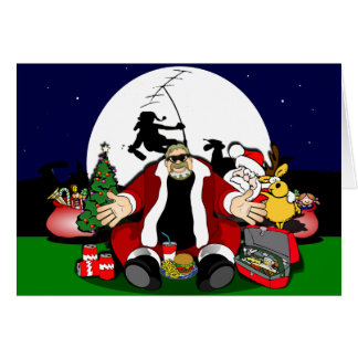 Carte Bubba Claus
