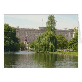 Carte Buckingham Palace