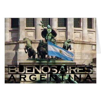 Carte Buenos Aires