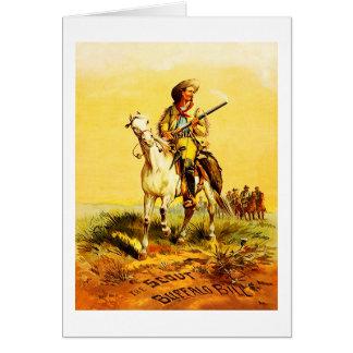 Carte Buffalo Bill