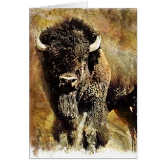 Carte Buffalo grunge