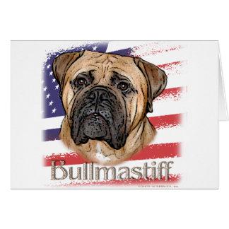 Carte Bullmastiff