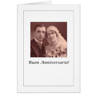 Carte Buon Anniversario - anniversaire heureux dans
