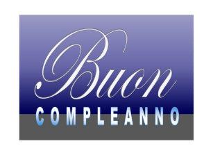 Invitations Faire Part Cartes Joyeux Anniversaire En Italien