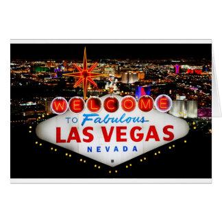 Carte Cadeaux de Las Vegas