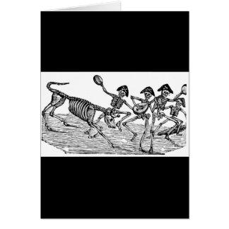 Carte Calaveras au fonctionnement des taureaux C. 1800's
