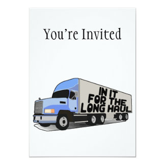 Carte Camionnage long-courrier