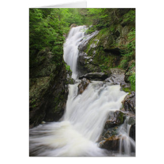 Carte Campbell tombe cascade de Berkshires