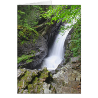 Carte Campbell tombe cascade de Berkshires de gorge