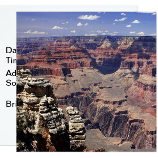 Carte Canyon grand, Arizona