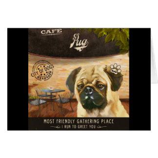 Carte Carlin de café