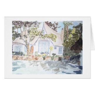 Carte carmel, cottage de comstock de Hugh