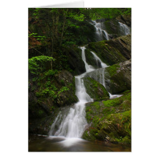 Carte Cascade est de Berkshires de montagne de cascades