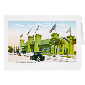 Carte Casino Burgoyne, Daytona, la Floride