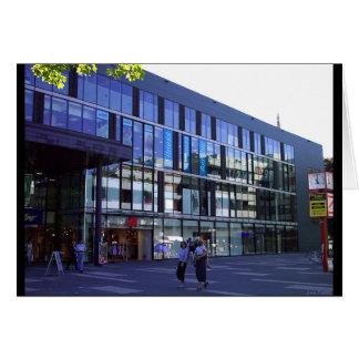 Carte Centre commercial britannique
