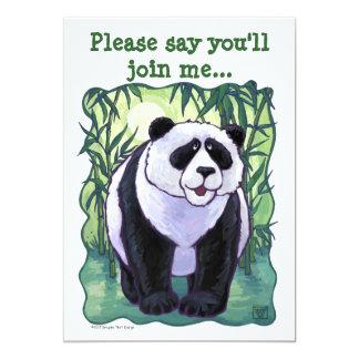 Carte Centre de partie d'ours panda