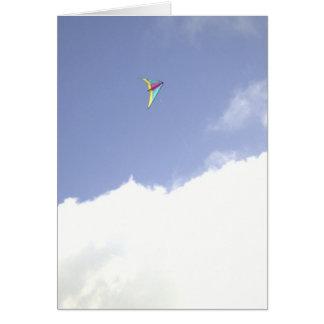 Carte Cerf-volant #1