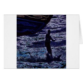 Carte Cerf-volant surfer3