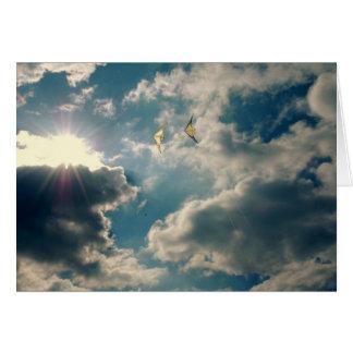 Carte Cerfs-volants de Sun