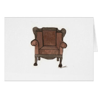 Carte Chaise de papas