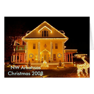 Carte Chambre 2008 de Noël