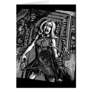 Carte Chambre des zombis