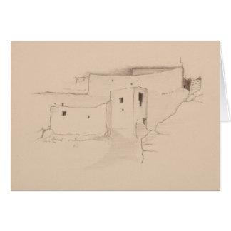Carte Château de Montezuma
