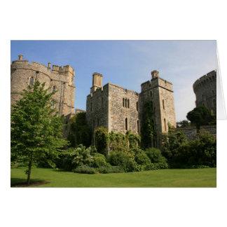 Carte Château de Windsor