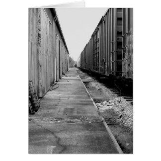 Carte Chemin de fer de PCEC