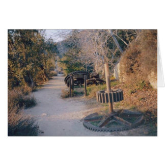Carte Chemin de Mt Lowe