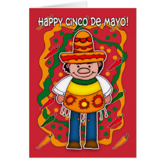 Carte Cinco De Mayo