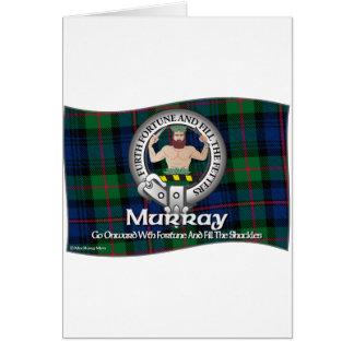 Carte Clan de Murray