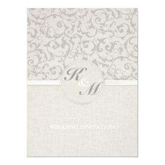 Carte Collection grise de mariage de SmartElegance