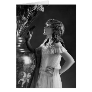 Carte Colombe de Billie/Lillian Bohny