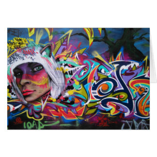 Carte Coloré et lumineux - l'art de rue de Melbourne
