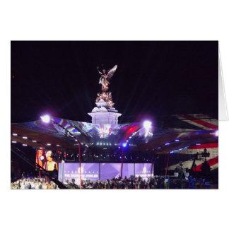 Carte Concert du jubilé de la Reine, Londres