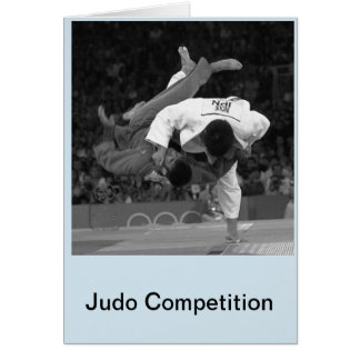 Carte Concurrence 2 de judo